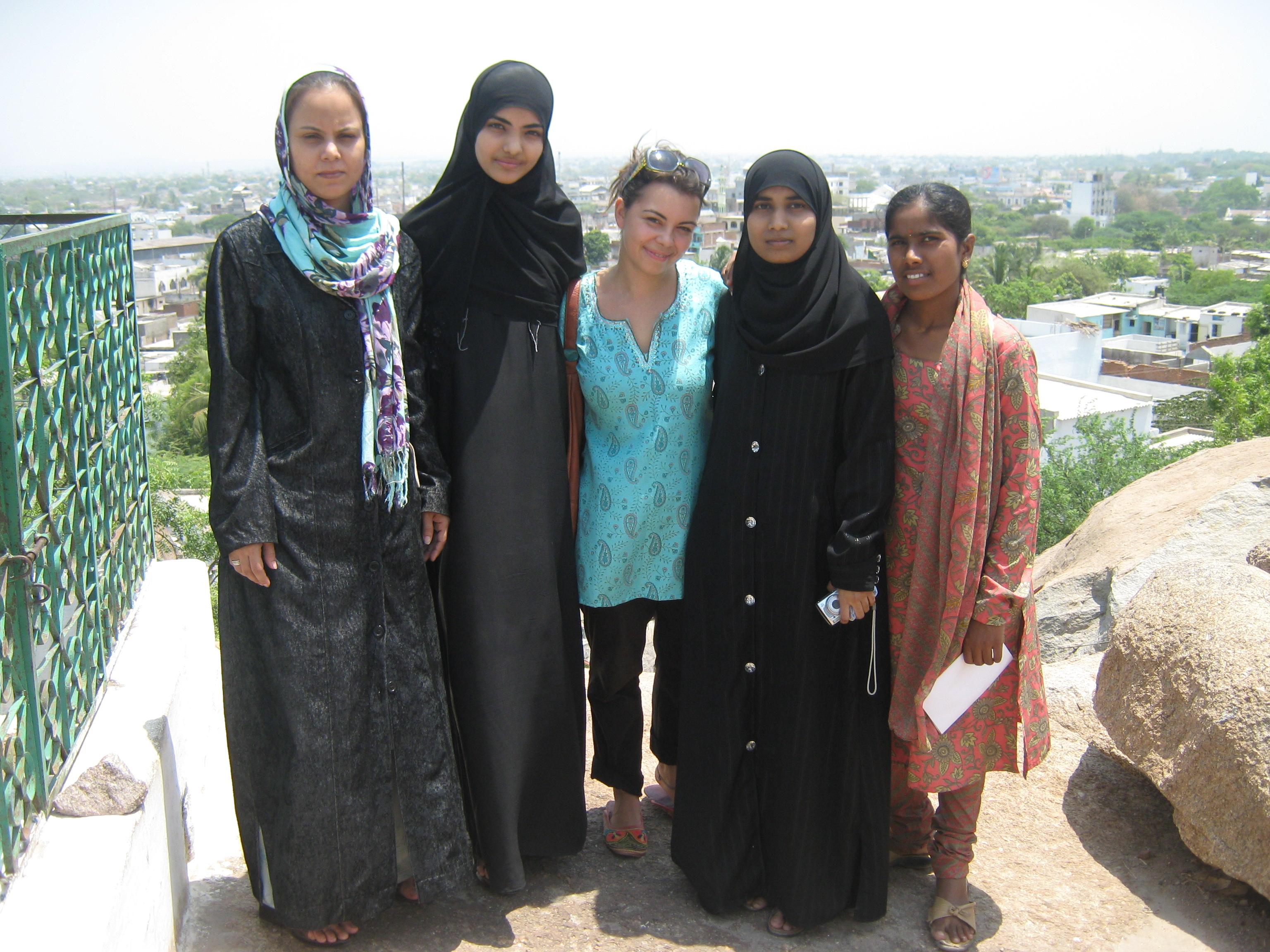 Hyderabadi muslim girls